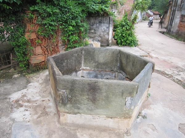 Giếng Trong- Giếng Cổ cuối cùng làng Cánh