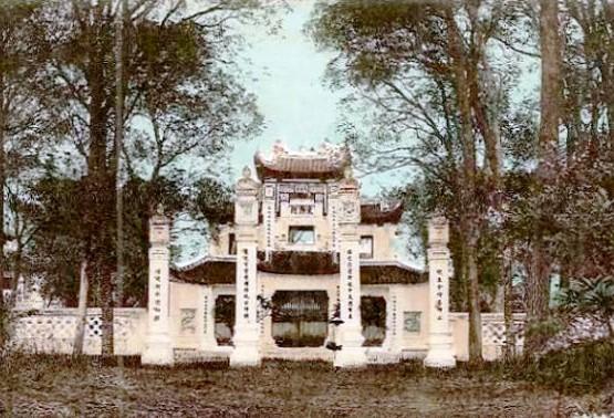 Văn miếu Sơn Tây
